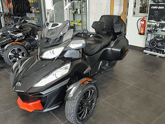 Spyder RT S Limited Black (1)