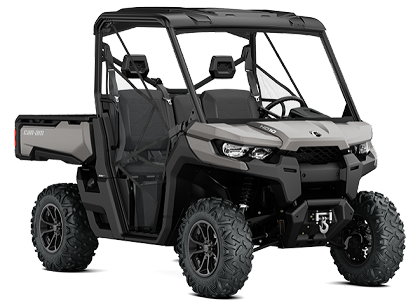 13_2018 Traxter XT HD10 Pure Magnesium Metallic_3-4 front