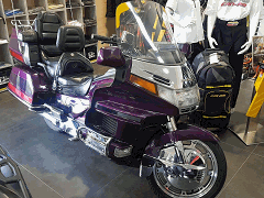 Honda Goldwing 1500 Magenta 1997 (1)